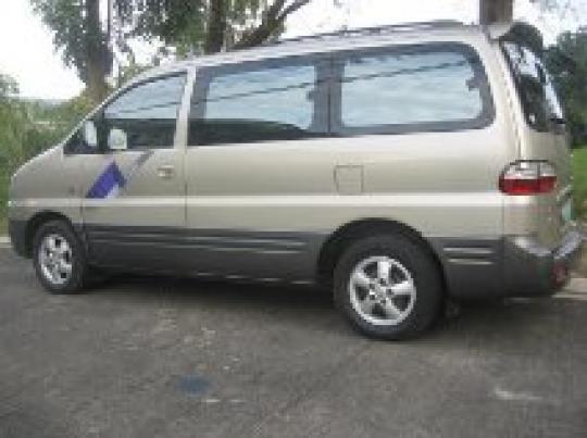 2005 Hyundai Starex GRX RV CRDi - GARAJE