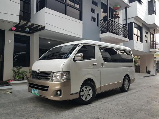 2012 Toyota Corolla For Sale >> 2012 Toyota Hiace Super grandia For Sale! - GARAJE