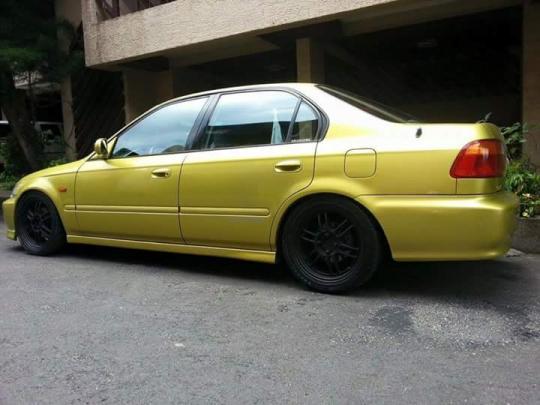 Honda civic sir 2000 - GARAJE