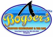 Bogser's by the Sea Restaurant