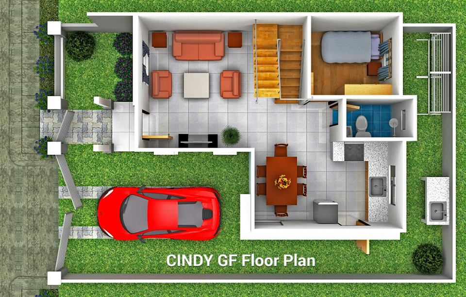 Granville Cindy House Model For Sale