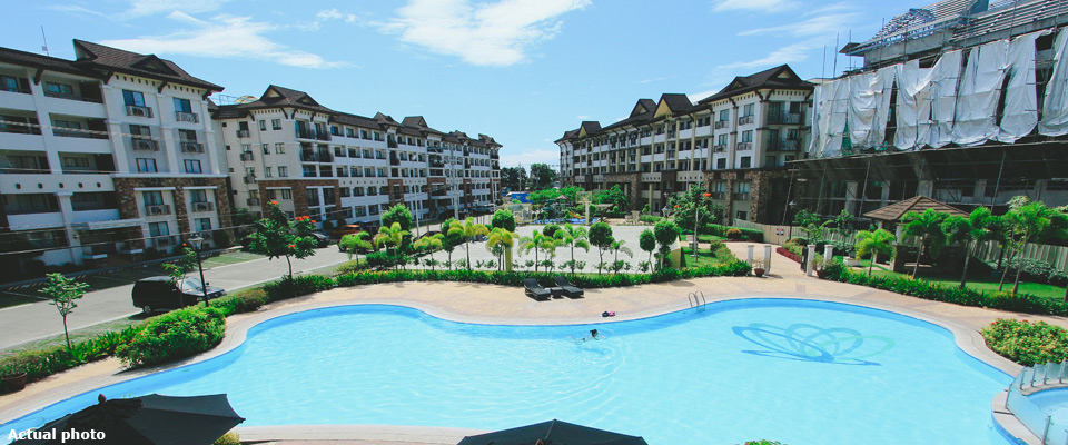 GR160 : One Oasis 2 Bedroom Unit, Eco-West Drive, Ecoland, Davao City