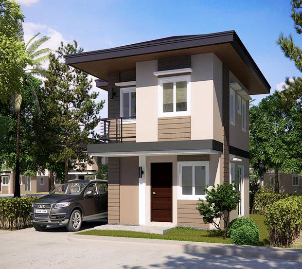 Uraya Residences MARIE House Model, Catalunan Grande, Davao City
