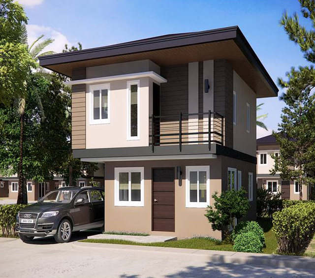 GR198 : Uraya Residences THERESA House Model, Catalunan Grande, Davao City