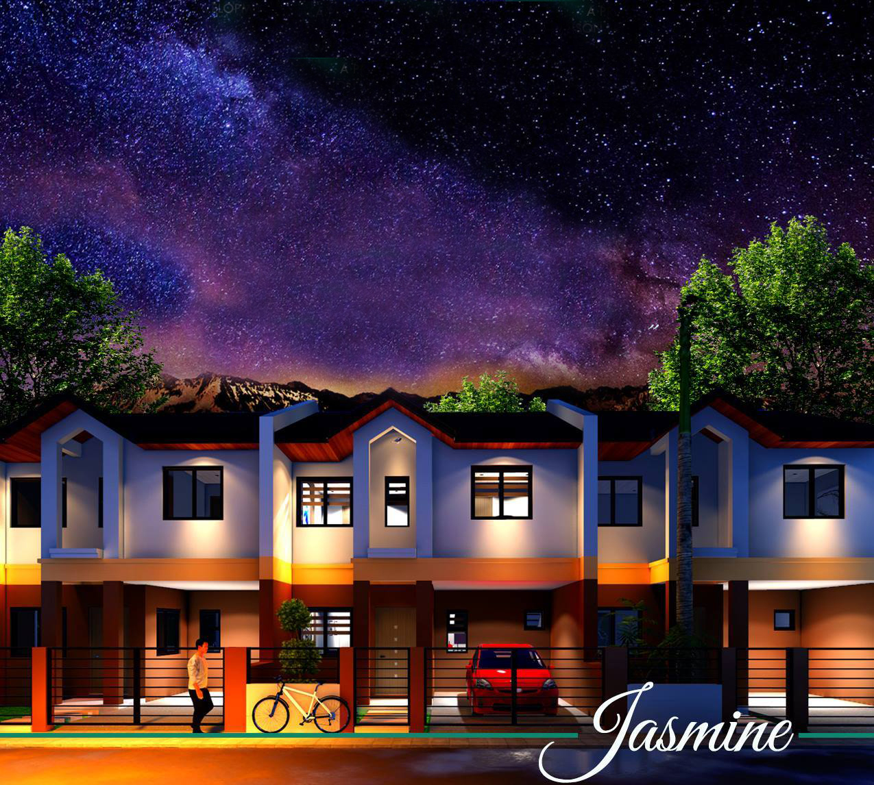 Villa Senorita - Jasmine Townhouse, Ma-a, Davao City For Sale