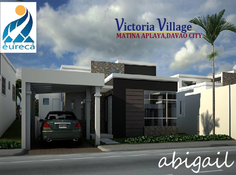 GR137 : Victoria Village ABIGAIL House Model, Matina Aplaya, Davao City