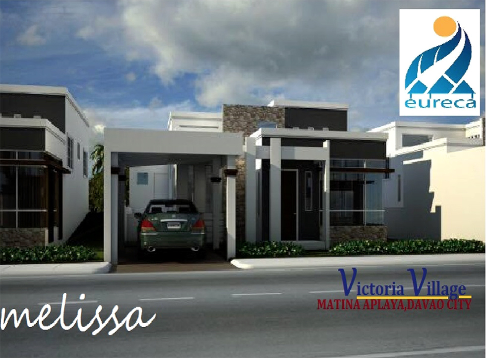 GR138 : Victoria Village MELISSA House Model, Matina Aplaya, Davao City