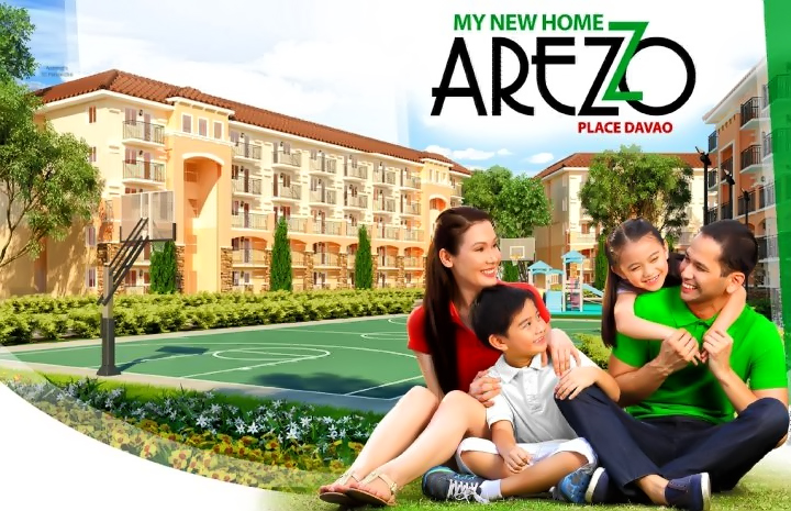 GR108 : AREZZO Place, Davao City