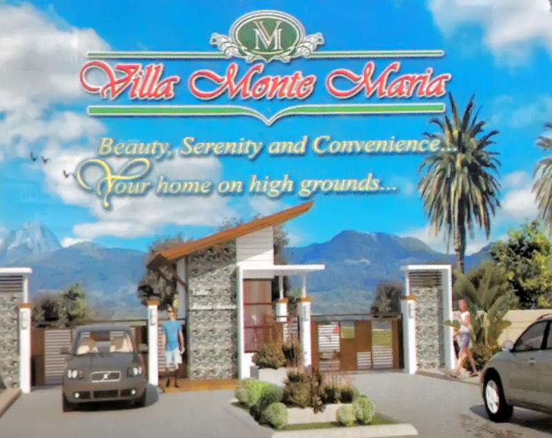 GR154 : Villa Monte Maria Vacant Lot, Catalunan Grande, Davao City
