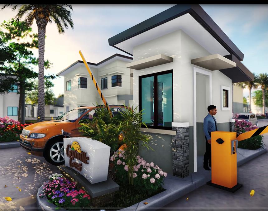 Granville Crest Rafael House Model Davao City For Sale