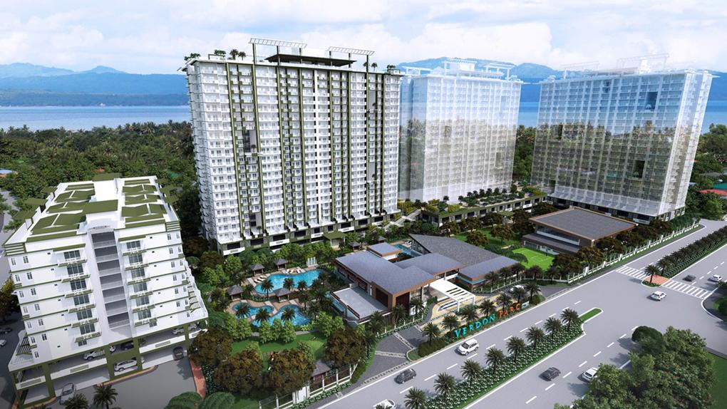 GR209 : Verdon Parc Belvedere Building, Ecoland, Davao City ---
