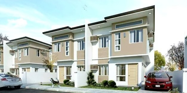 GR172 : Diamond Heights FLORENTINE House Model, Buhangin, Davao City