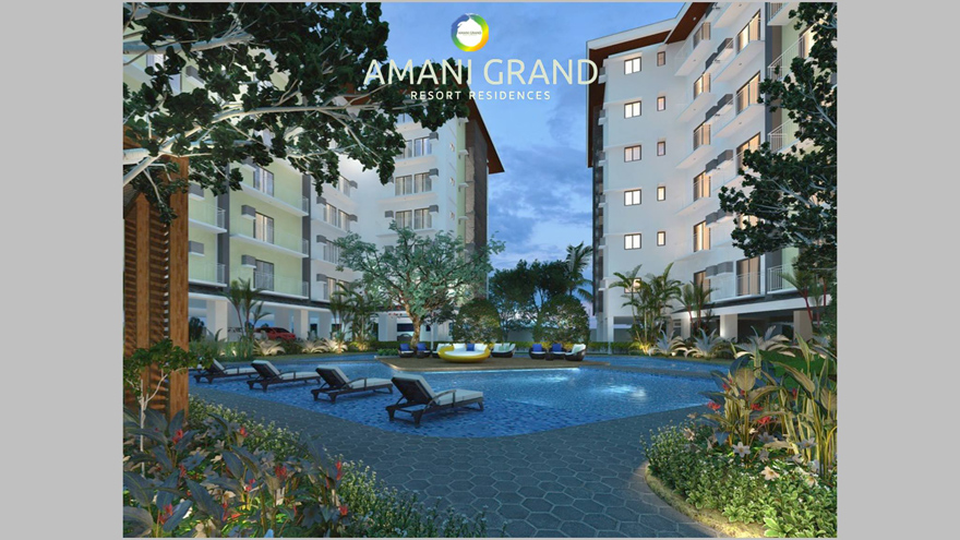 GR208 : Amani City Gate Davao, beside the new Gaisano Mall, Buhangin, Davao City