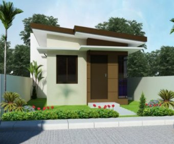 Amorsolo Homes TOLENTINO House Model For Sale