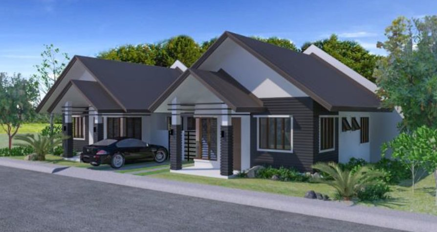 Narra Park Residences Bungalow House Model Buhangin