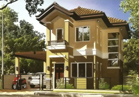 Villa Senorita Sampaguita House Model For Sale, Ma-a, Davao City