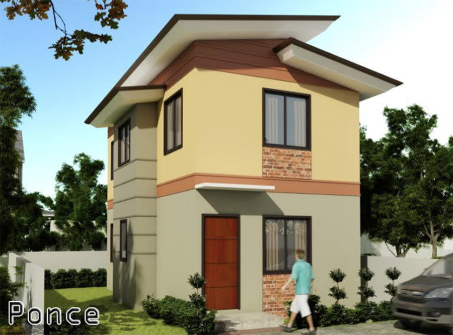 GR186 : Hidalgo Homes - PONCE House Model, Indangan, Davao City ---