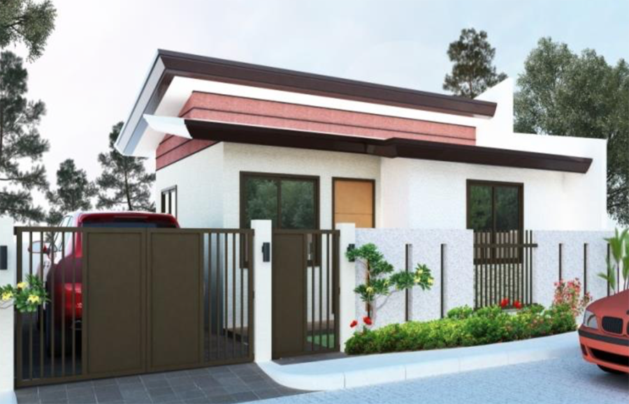 GR189 : Hidalgo Homes - DEL PILAR House Model, Indangan, Davao City ---