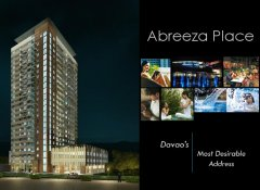 Abreeza Place Condominiums, Bajada, Davao City For Sale!