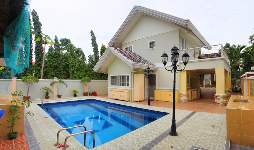 Cdbrc136 Woodridge Subdivision House With Swimming Pool Ma A Davao City Sold