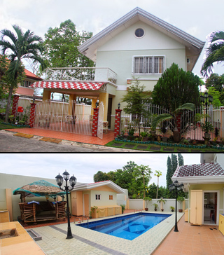 Davao city house and lots for sale - Apartelle in davao city with swimming pool ...