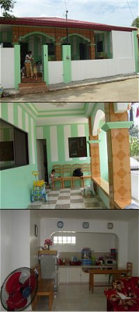 DRE032 : Newly Renovated 3 Bedroom House in Catalunan Grande, Davao City (NOT AVAILABLE)