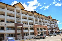DRE067 : One Oasis Condominium Corner Unit with Balcony Fronting Clubhouse, Ecoland, Davao City