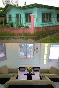 DRE086 : Fully Furnished Corner Lot House and Lot, Matina Aplaya, Davao City