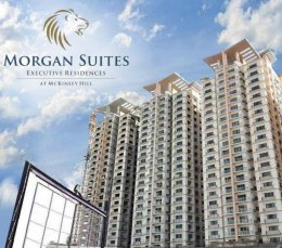 Affordable Condo Unit in Morgan Suite, Mckinley Hill For Sale