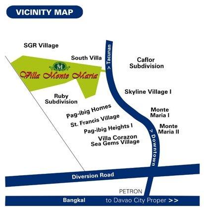 Villa Monte Maria Subdivision LILY House Model