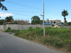 CDMDR208 : 600sqm. Central Park Subdivision, Bangkal Lot