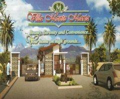 Villa Monte Maria Lots, Catalunan Grande, Davao City