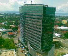 CDMDR251 : Landco Corporate Center 101.80sqm. Vacant Unit at , Bajada, Davao City