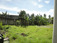 MDR390 : Sasa  Commercial Lot, Davao City