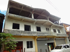 CDMDR419 : Partially Built Three(3) Storey Boarding House, Sandawa Road, Matina, Davao City