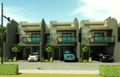 MDR474 : Four(4) Bedroom Townhouse near SM Mall, Ecoland, Davao City