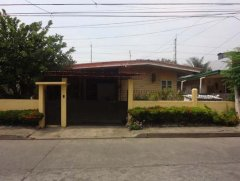 CDMDR485 : GSIS Subdivision Four (4) Bedroom House and Lot,  Matina, Davao City