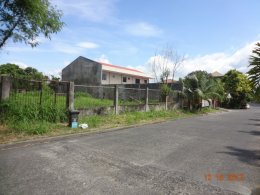 600 sqm. Nova Tierra Subdivision Lot For Sale