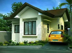 Harmony Homes ZACH House Model For Sale, Cabantian, Davao City